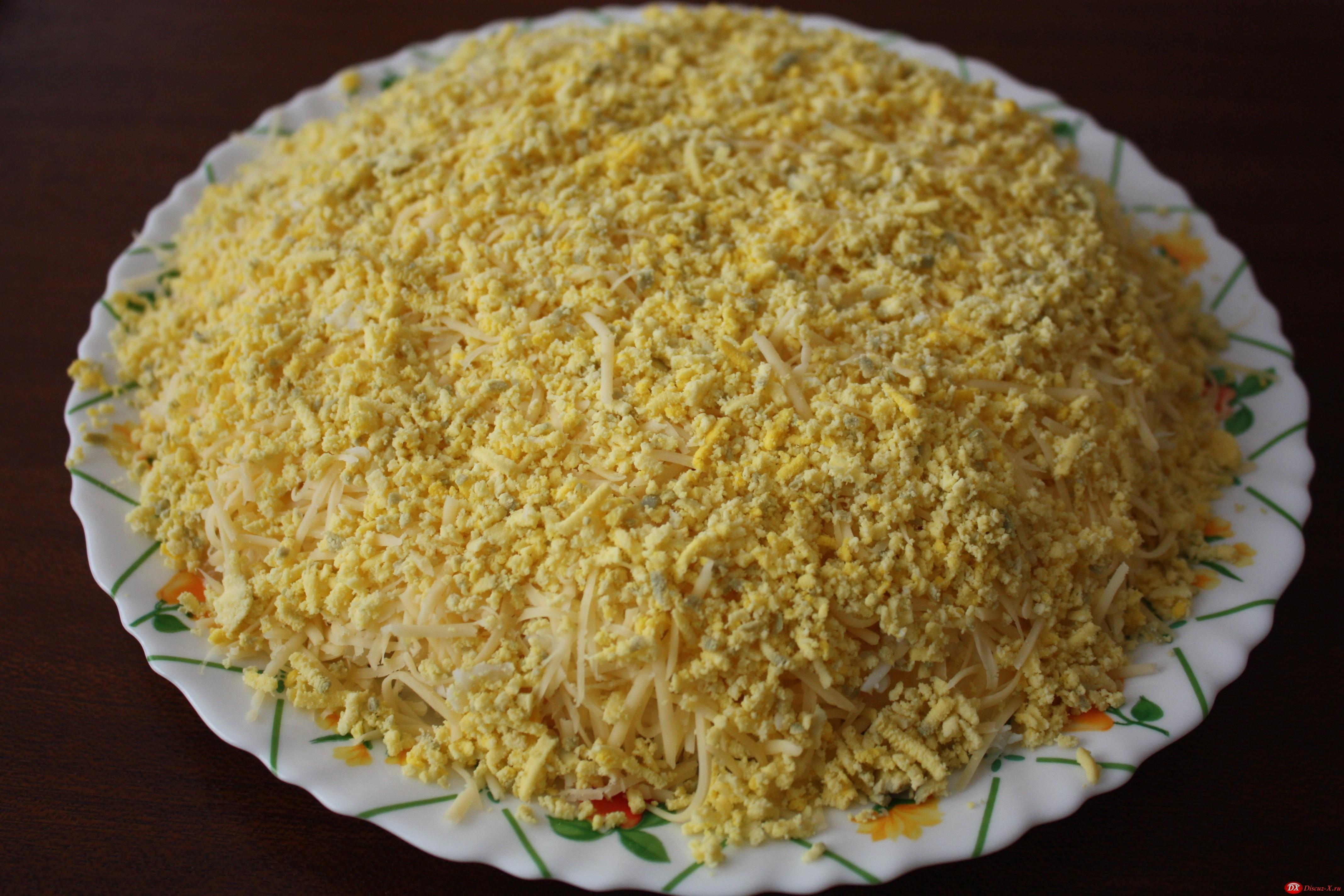 Рецепт салата курица с ананасом с фото пошагово
