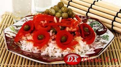 Салат из сладкого перца по-китайски