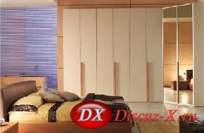Угловые стенки для гостиной и для спальни в стиле модерн