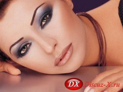 Стойкий макияж в жару