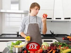 Мужчина на кухне: правила поведения