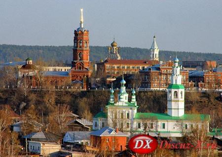 Чайная столица Урала