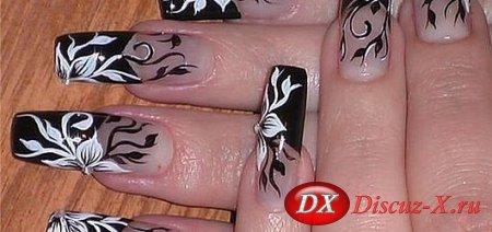 Виды искусственных ногтей